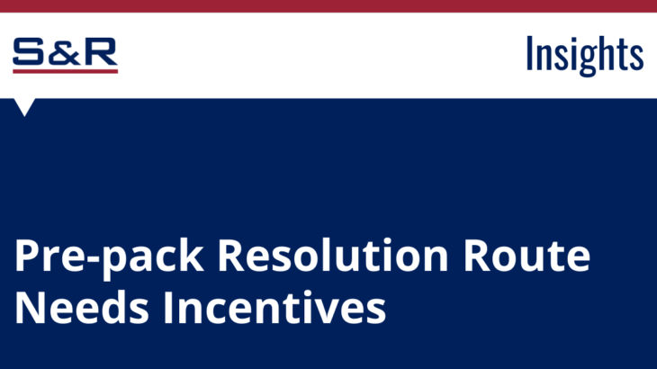 insolvency resolution